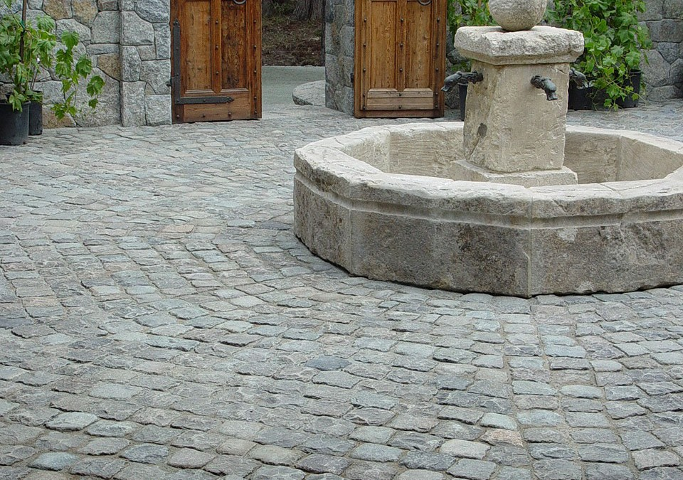Recycled – Reclaimed Stone is Good For Environment