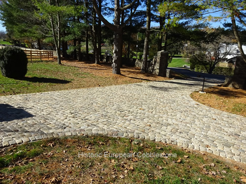 Antique Reclaimed Cobblestone – Antique French Blend
