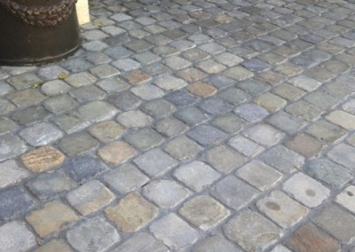4. Historic Sidewalk Cobble, Newport Beach CA