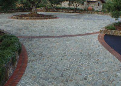 75. Historic Sidewalk Cobble, Napa CA