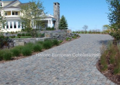 34. Antique Granite Cobble 5x5, Bay Harbor MI