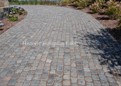 H111-Antique Granite Cobble 5x5, Bay Harbor Michigan