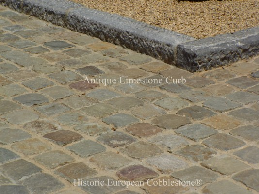 Salvaged Stone For Paving Driveways, Walkways, Patios