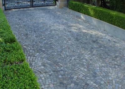 04. Sandstone Mosaic, Los Gatos CA