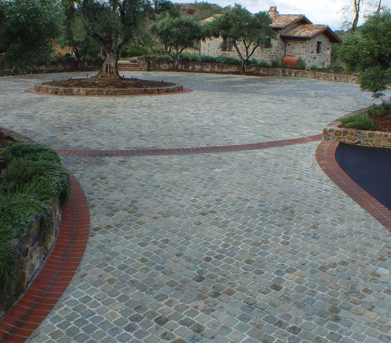 Stone Pavers Increase Curb Appeal