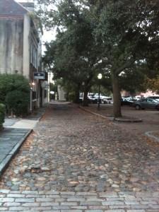 Charleston – Cobblestone Streets