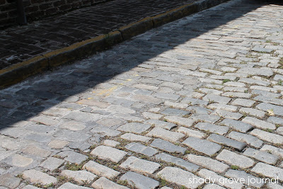 Cobblestone Streets – South Carolina