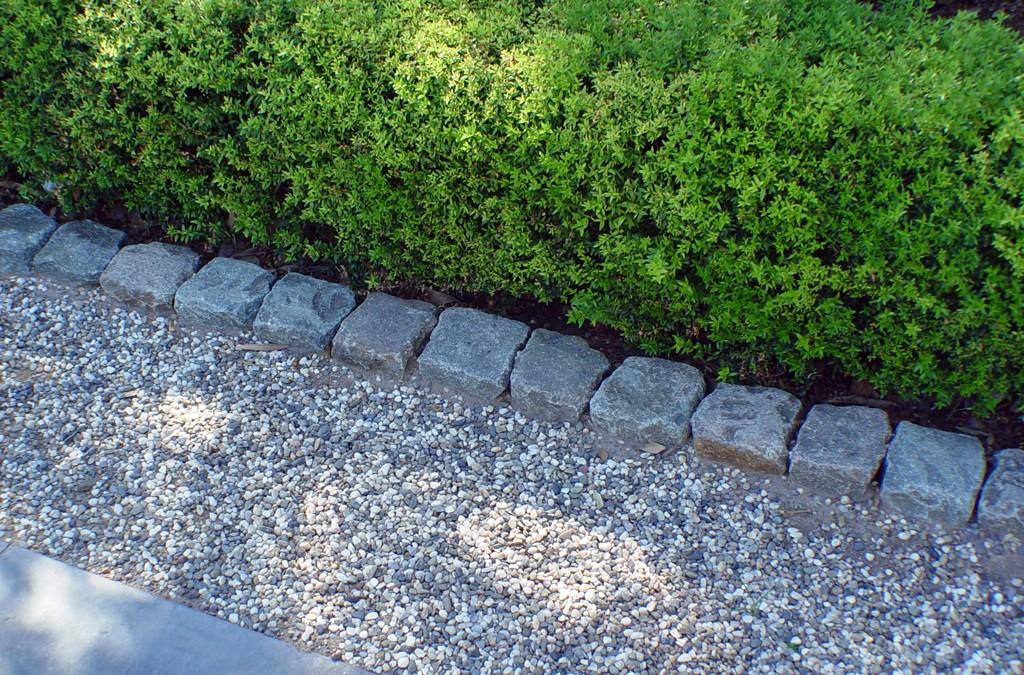 Reclaimed Cobblestone – Great For Edging