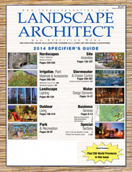 Landscape Architect and Specifier News Annual Guidebook