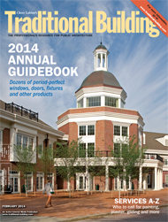 Traditional Building Annual Guidebook