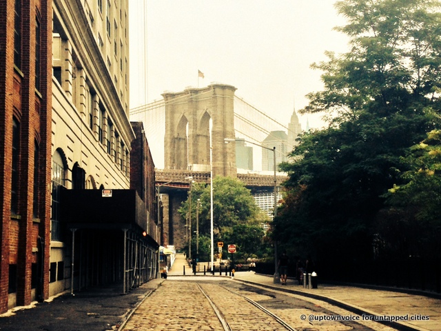 Cobblestone Streets – New York City