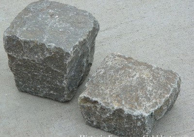 Antique Granite Cobblestone Paver