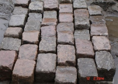 11. Denmark Antique Cobble