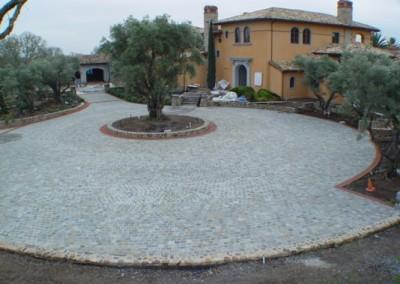 1.Historic Sidewalk Cobble®, Napa CA