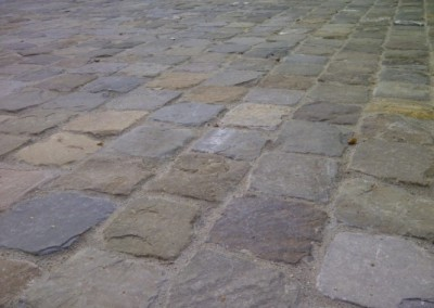 4. Historic Sidewalk Cobble®