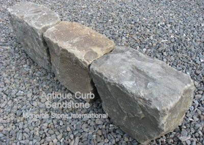 Antique Sandstone Curb