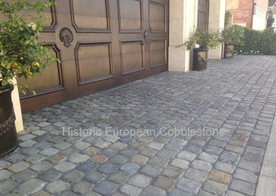 3. Historic Sidewalk Cobble, Newport Bch, CA