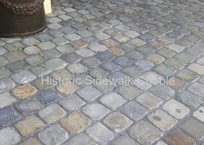 H303-Historic Sidewalk Cobble