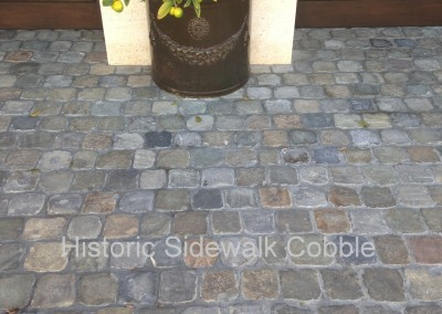 9. Historic Sidewalk Cobble, Newport Bch, CA