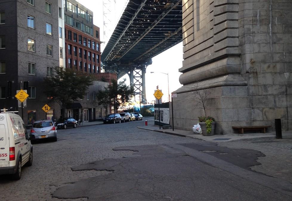 Cobblestone Streets – Brooklyn New York