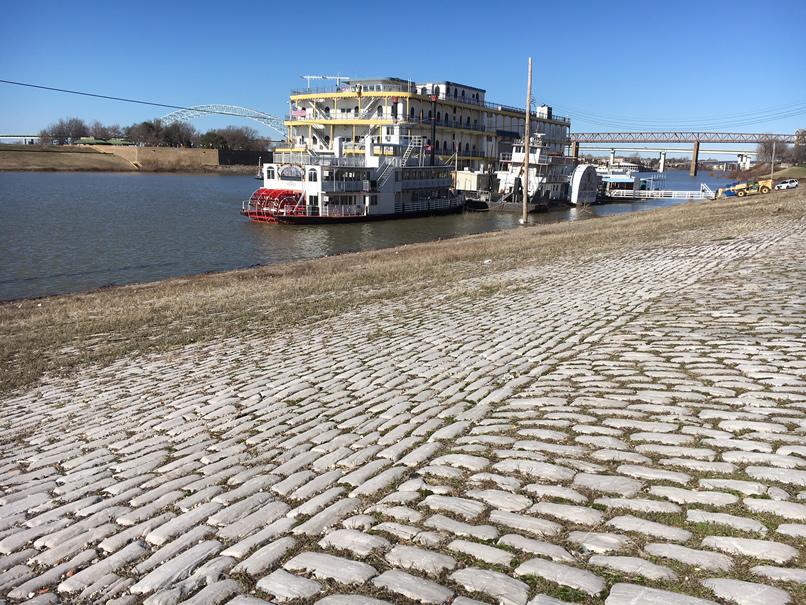 Historic Cobblestone Landing, Memphis TN