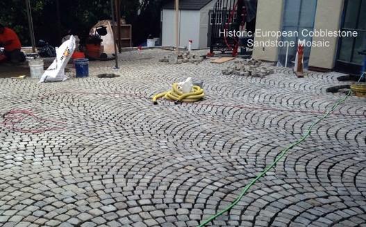 Cobblestone Installation Consultation