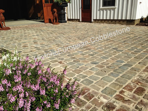 Natural Stone Pavers Increase Curb Appeal