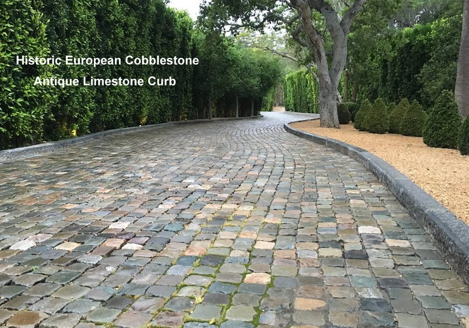 Historic European Cobblestone is History Beneath Your Feet