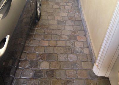 H304-Historic Sidewalk Cobble-Interior