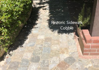 H320-Historic Sidewalk Cobble